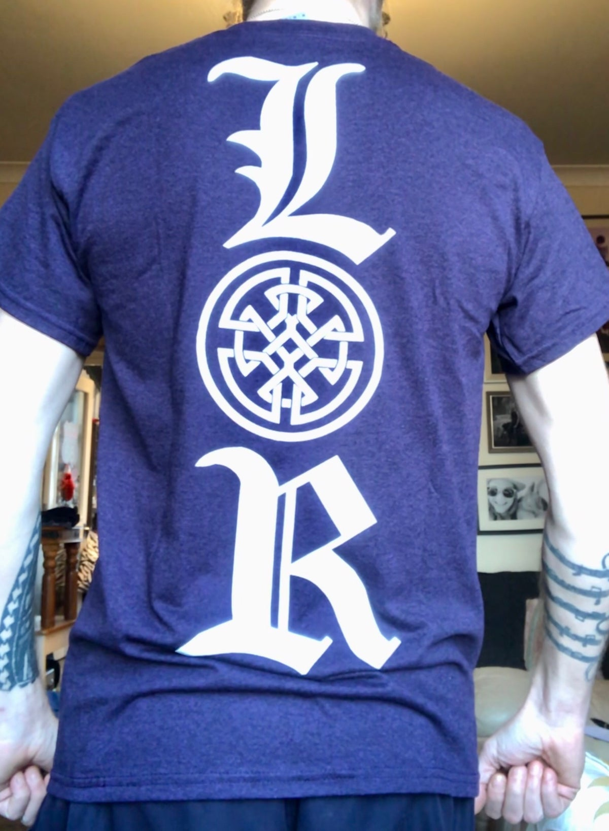 Lords of Ruin Blackberry T-Shirt