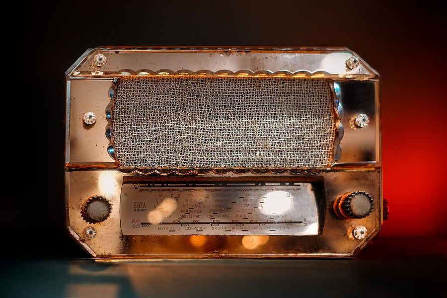 Image of  CELTA SPECCHIO BC-57 (1949) RADIO D'EPOCA BLUEOTOTH