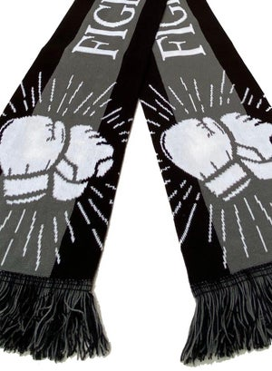 Image of OFFICIAL FIGHT DISCIPLES SCARF