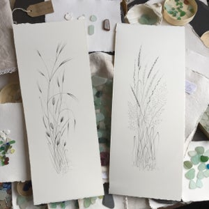 Image of Original graphite drawings