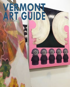 Image of CURRENT ISSUE: Vermont Art Guide #11