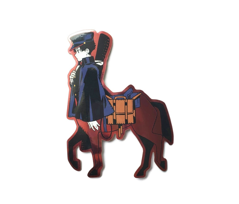 Image of Centaur Gakuran Sticker