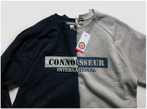 Image of 'CONNOISSEUR INTERNATIONAL' SWEATSHIRT