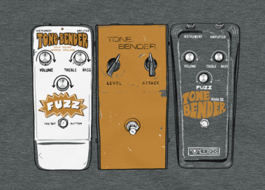 Image of Tone Bender Shirt