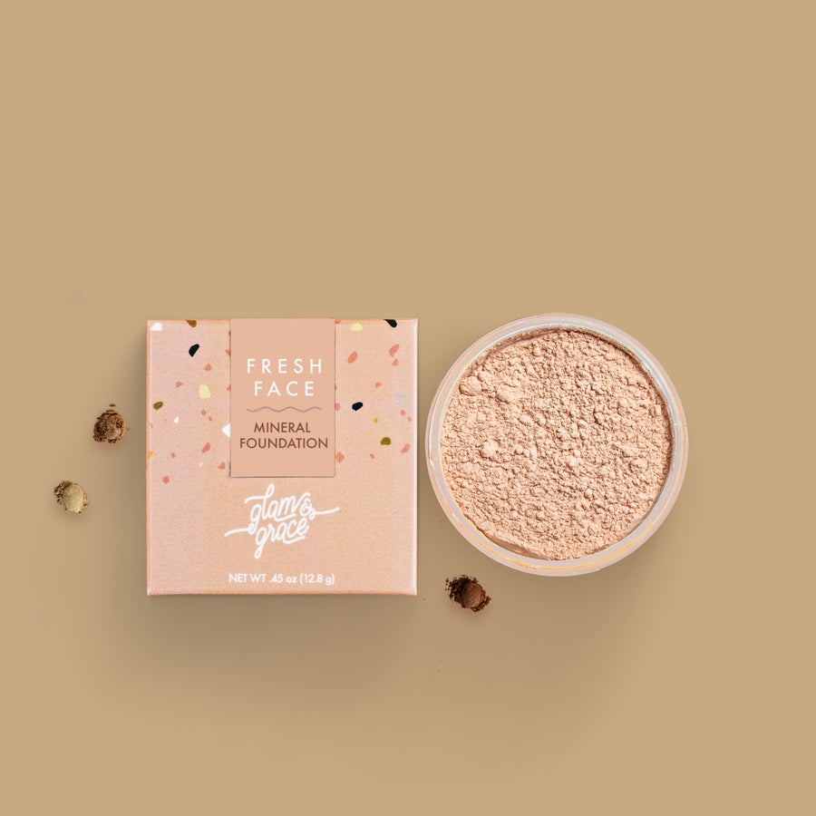 Image of FRESH FACE Mineral Foundation Powder - Light 01N