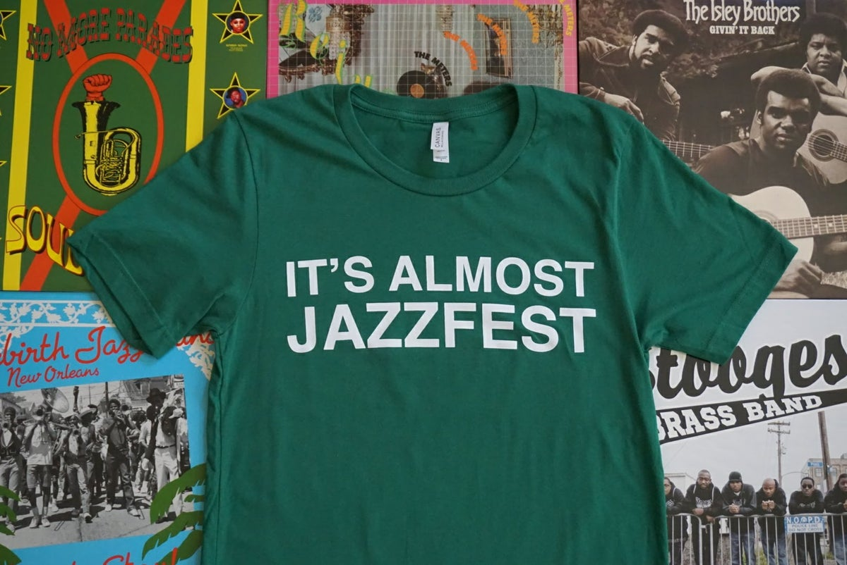 It's Almost Jazzfest