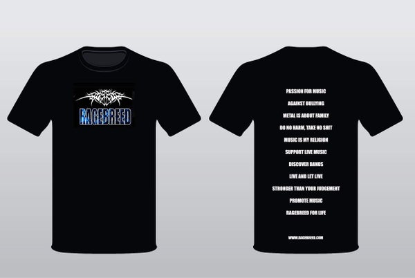 Image of Ragebreed Merch