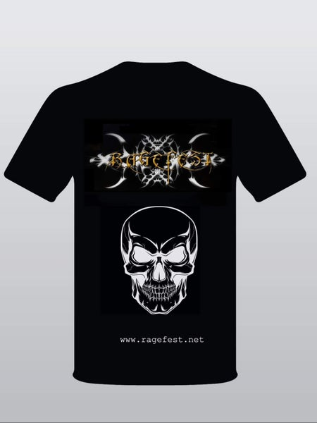 Image of Ragefest Merch