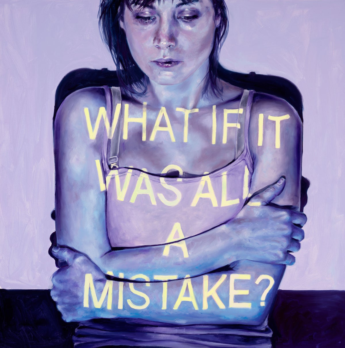 What If It Was All A Mistake Limited Edition Print