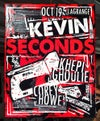 Kevin Seconds 2012 (11x14 canvas)