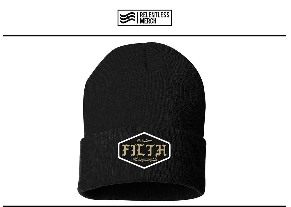 Image of Filth beanie
