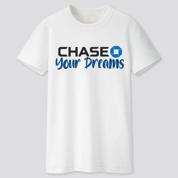 Image of Chase Your Dreams (white)