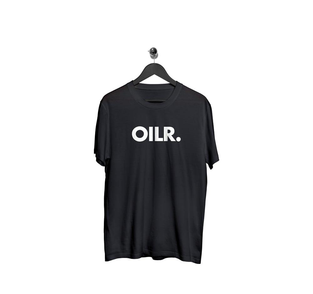 Image of OILR. Unisex Blk