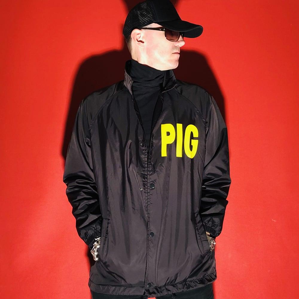 Image of COACH JACKET - PIG