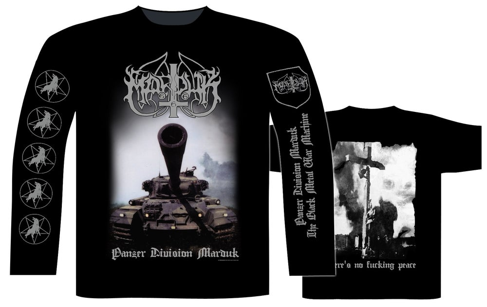 Image of Marduk - Panzer Division Long Sleeve T-Shirt
