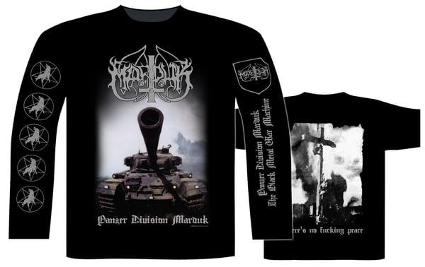 Image of Marduk - Panzer Division Long Sleeve T-Shirt