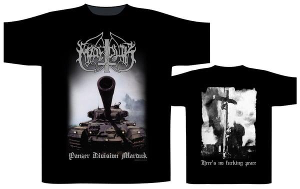 Image of Marduk Panzer Division T-Shirt