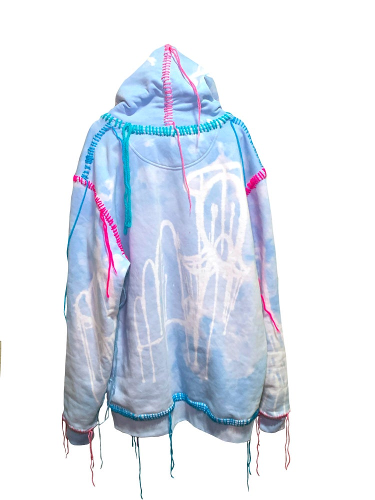 Image of THE ANGELWAVE HOODIE