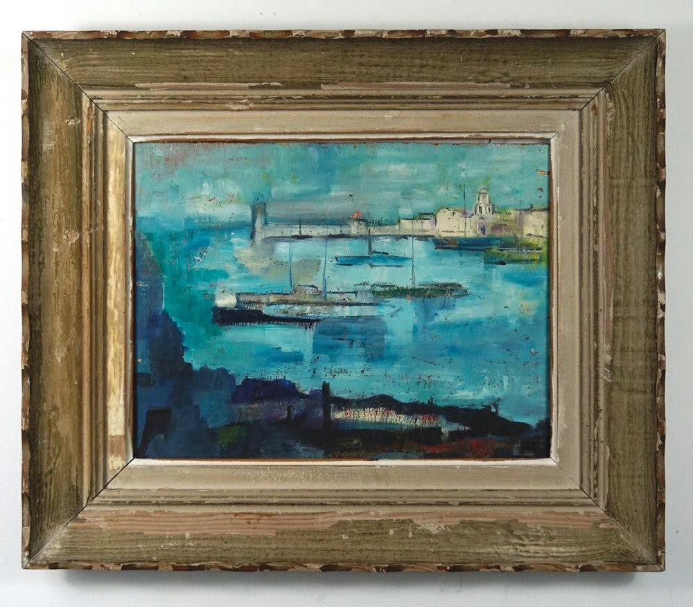 Image of 21/076 unknown - blue harbour