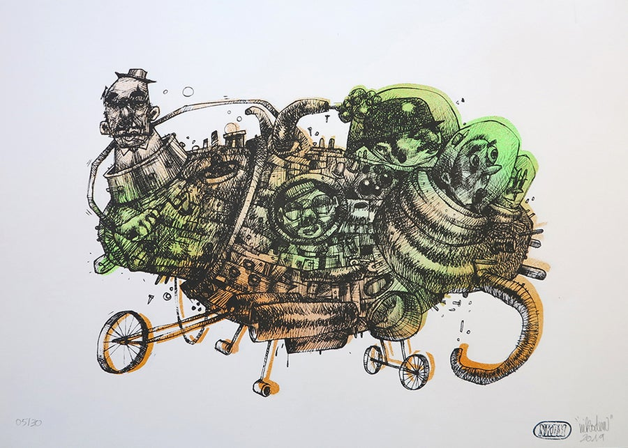 Image of RollingBug - 05/30