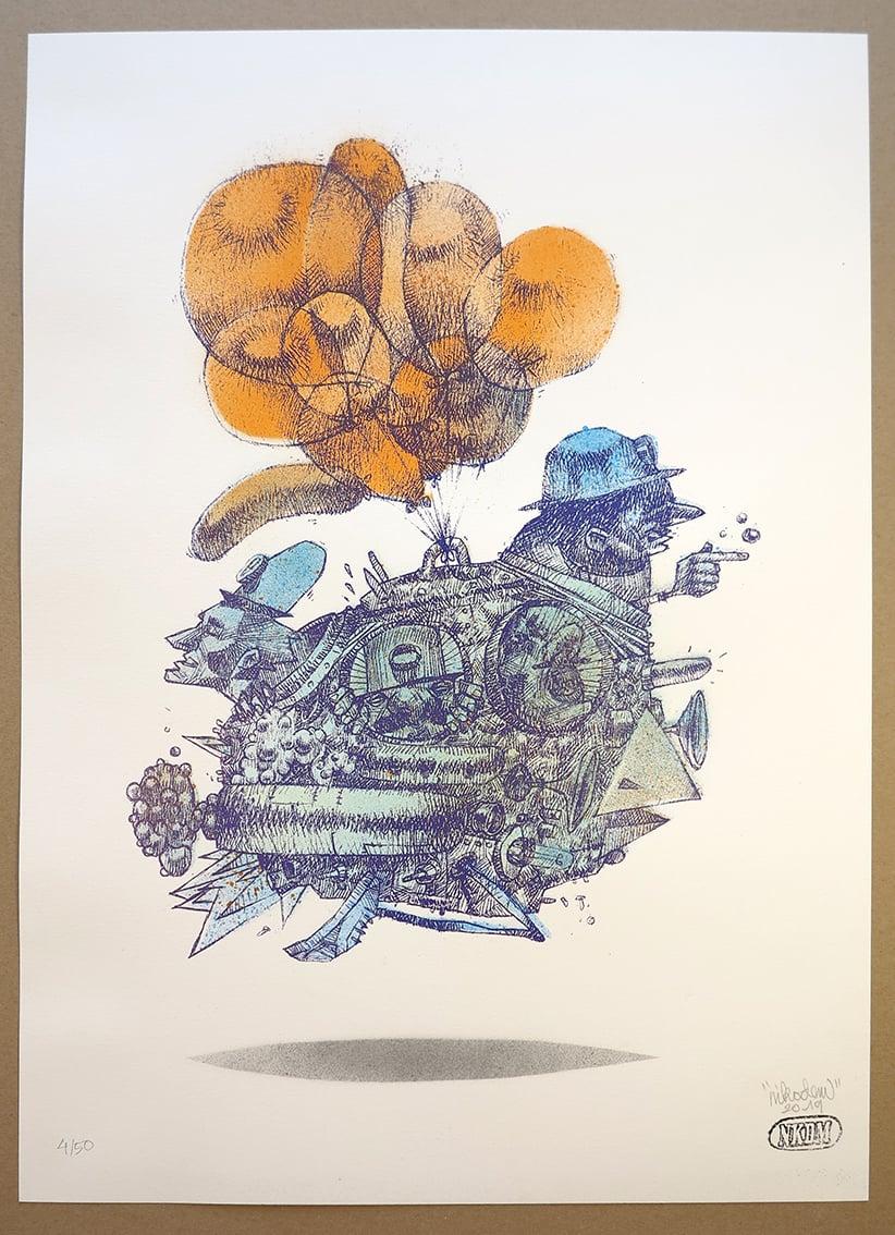 Image of BalloonBird 04/50