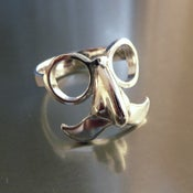 Image of Funny Face Ring
