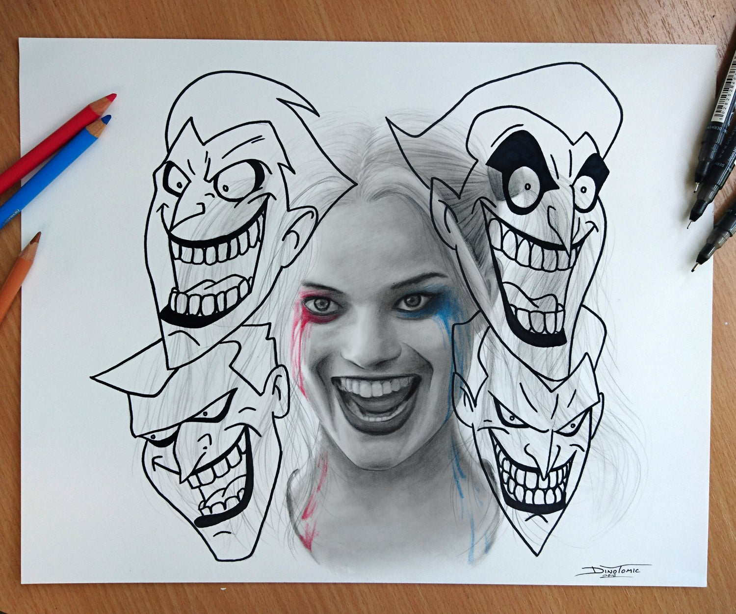 Image of #164 Harley Quinn