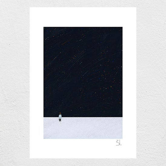 Image of Starlight Print