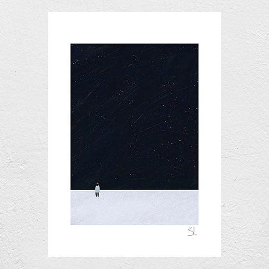 Image of Starlight Print