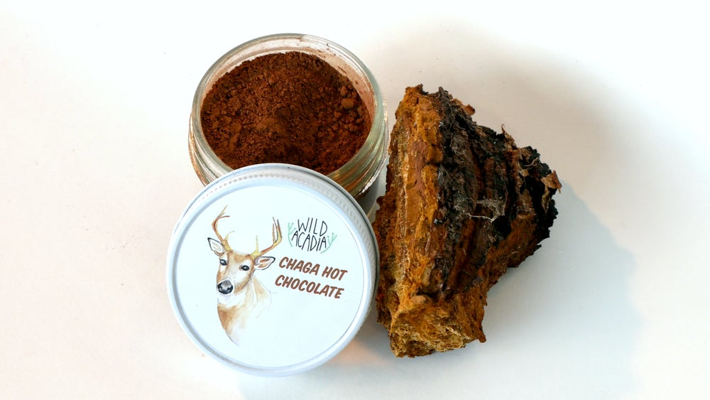 Image of Chaga Hot Chocolate