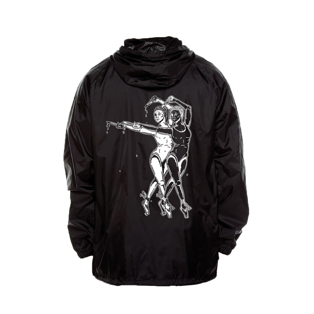 Image of ballerina windbreaker