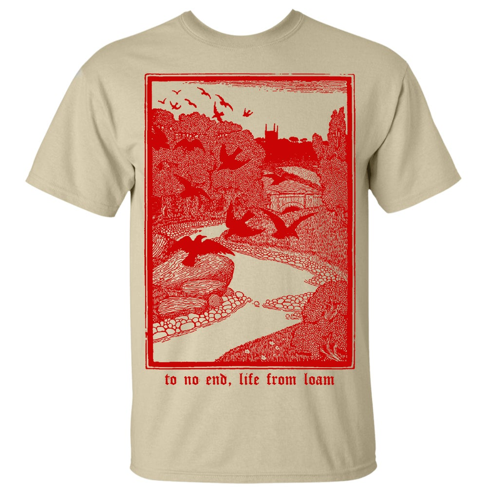 Image of ye olde birds tee