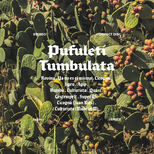 Image of Pufuleti: Tumbulata CD
