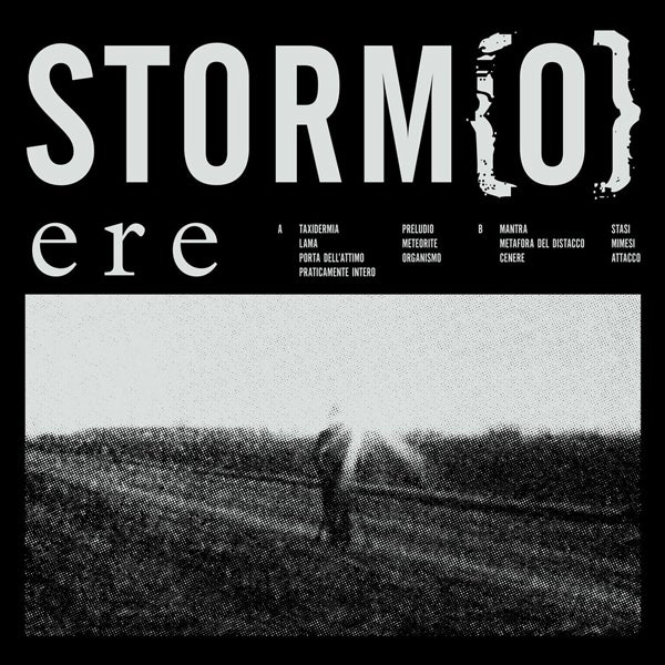 Image of STORM{O}: ERE LP Limited Edition