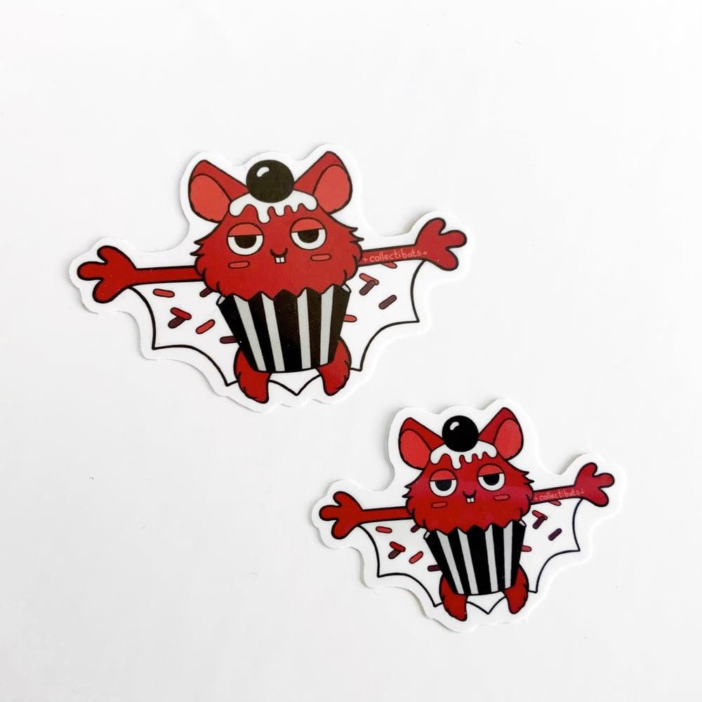 Battycakes Stickers
