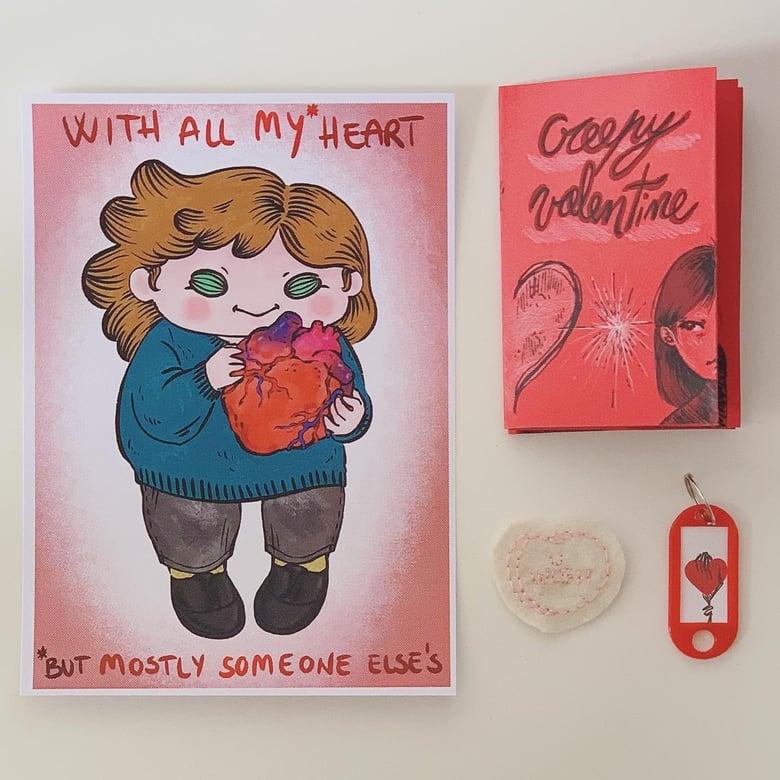 Image of Creepy Valentine Set