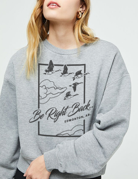 Image of Be Right Back Sweater