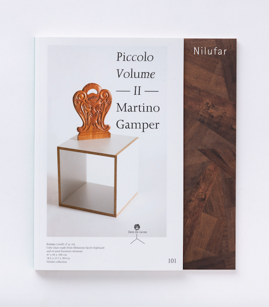 Image of Back in stock! Piccolo Volume II - Martino Gamper