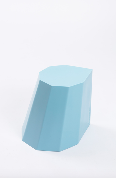 Image of Arnoldino Stool - Baby Blue