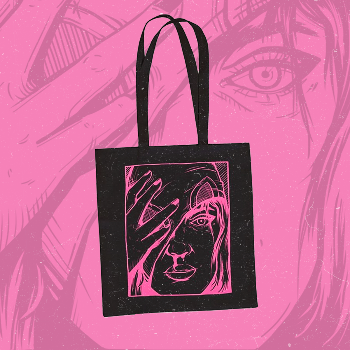 Image of Heartbreaker Tote Bag