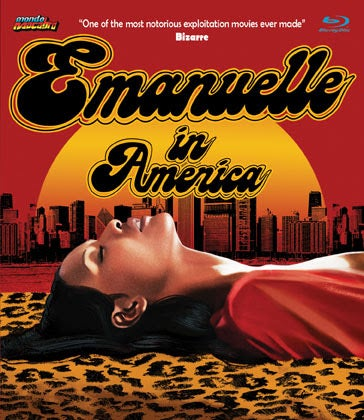 Image of EMANUELLE IN AMERICA - retail edition