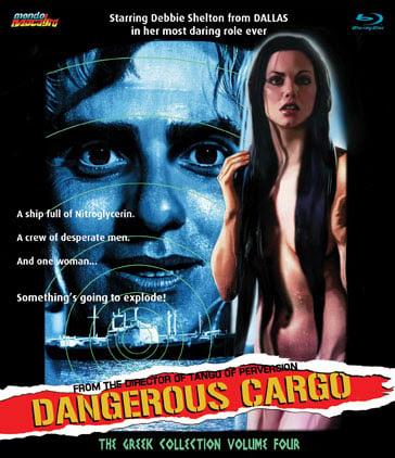 Image of DANGEROUS CARGO - retail edition