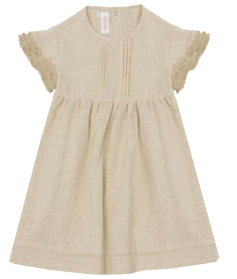 Image of DRESS LISA summer sand