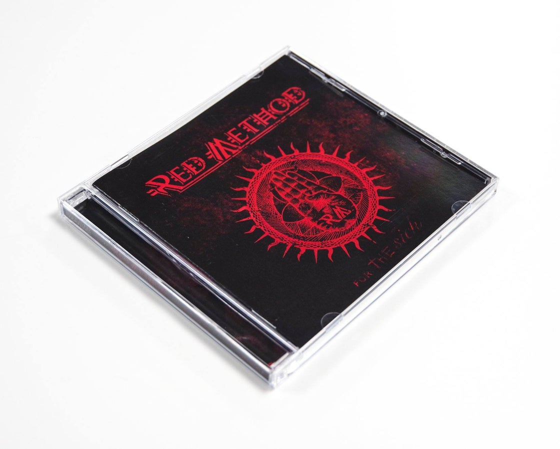 Image of Red Method For The Sick CD