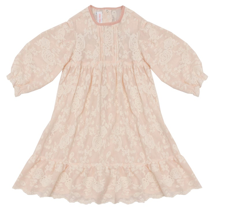 Image of DRESS FLORENCE lace