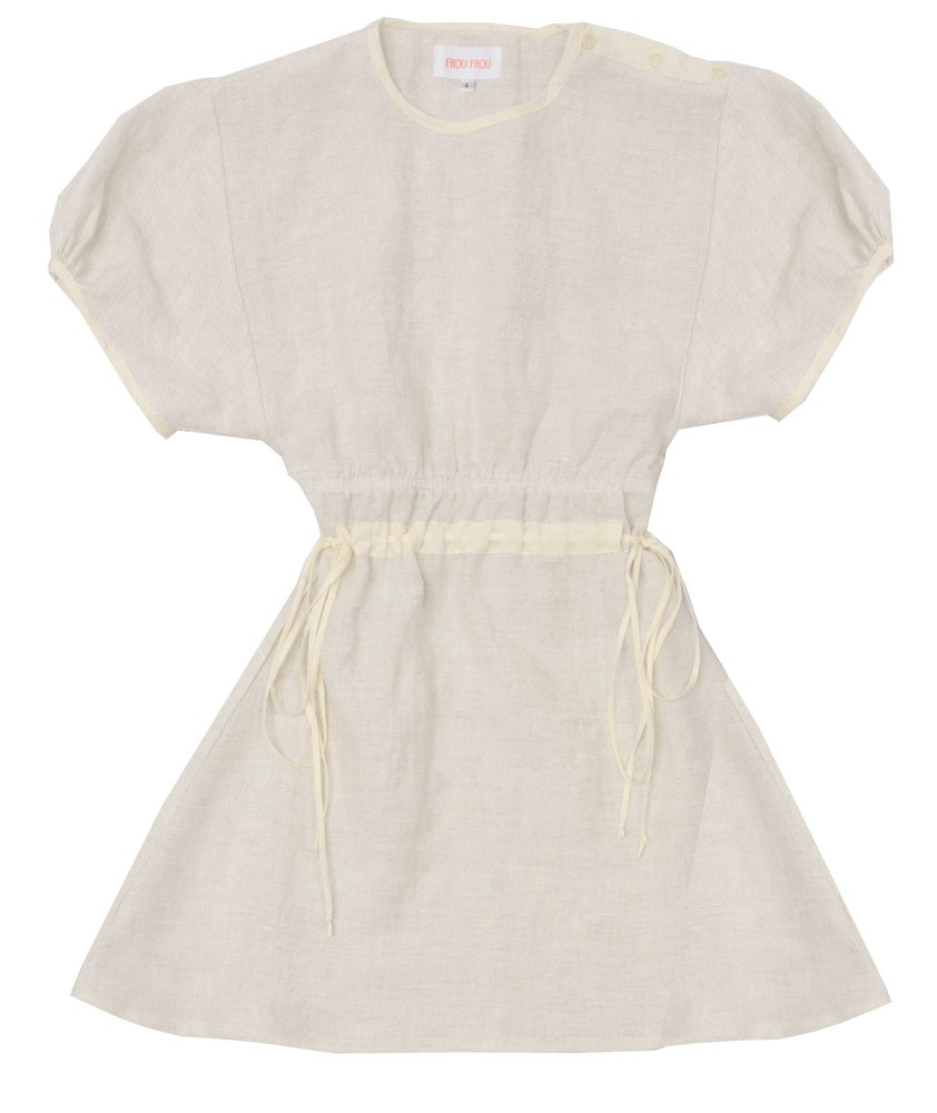 Image of TUNIC off white