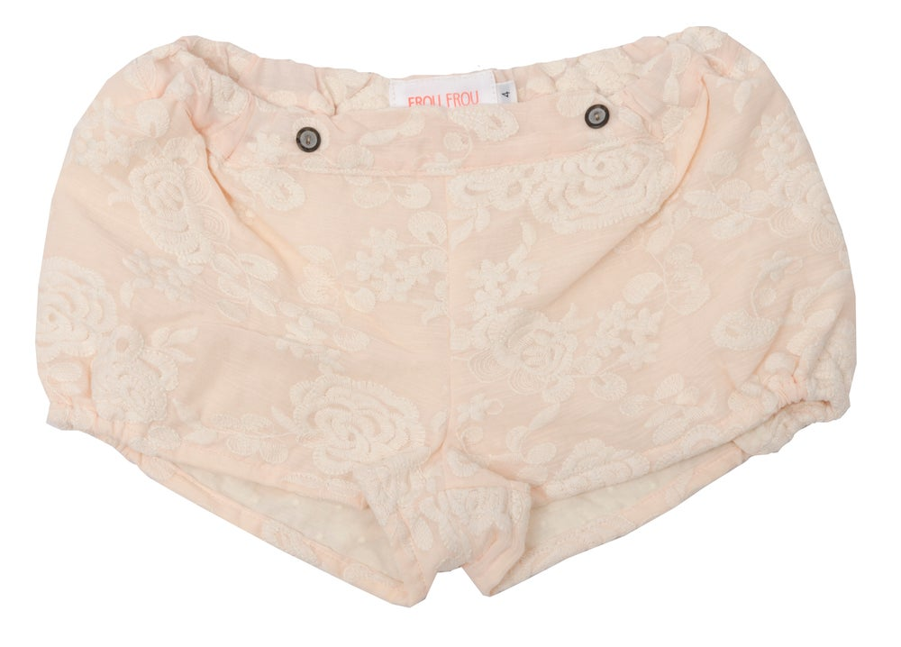 Image of CULOTTE lace