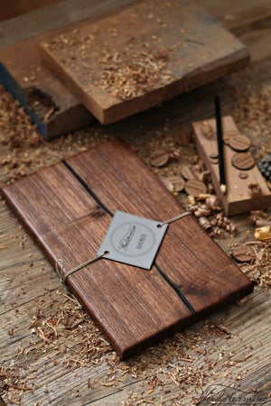Image of Dessert serving board, cheese serving board