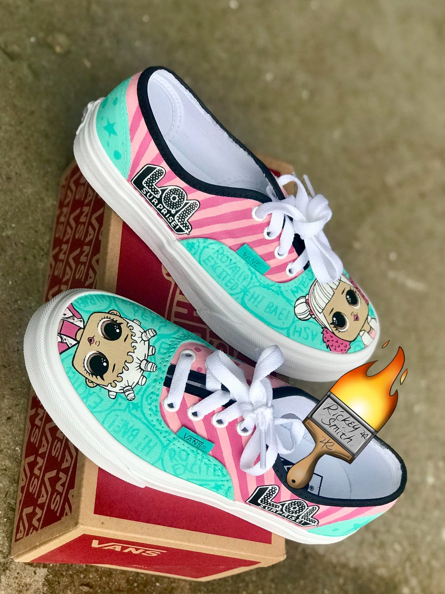 Image of LOL Surprise Vans -