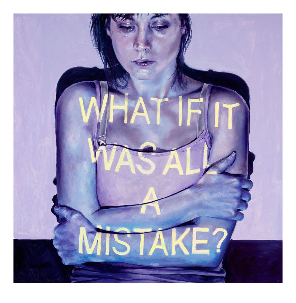 What If It Was All A Mistake - Limited Edition Print